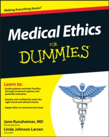 Medical Ethics For Dummies, Paperback Book
