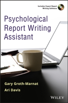Psychological Report Writing Assistant, Paperback / softback Book
