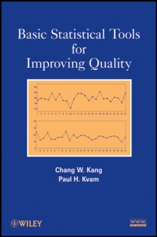 Basic Statistical Tools for Improving Quality, Paperback / softback Book