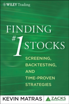 Finding #1 Stocks : Screening, Backtesting and Time-Proven Strategies, Hardback Book