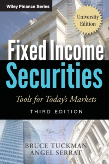 Fixed Income Securities : Tools for Today's Markets, Paperback Book