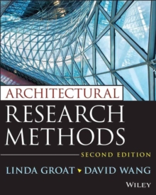 Architectural Research Methods, Paperback / softback Book