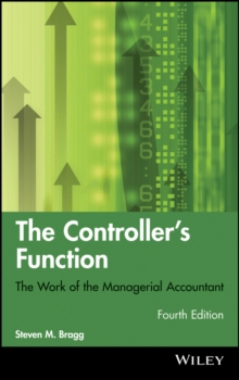 The Controller's Function : The Work of the Managerial Accountant, Hardback Book