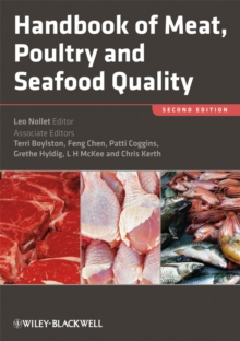 Handbook of Meat, Poultry and Seafood Quality, Hardback Book