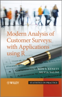 Modern Analysis of Customer Surveys : with Applications Using R, Hardback Book