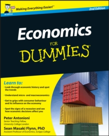 Economics For Dummies, Paperback / softback Book