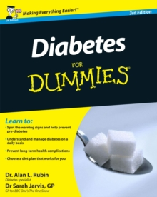 Diabetes For Dummies, Paperback Book