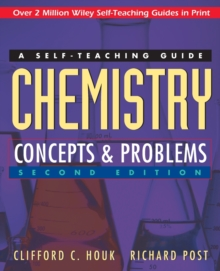 Chemistry: Concepts and Problems : A Self-Teaching Guide, Paperback / softback Book