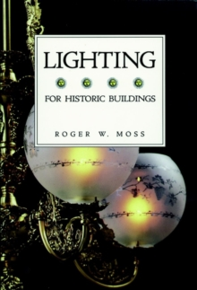 Lighting for Historic Buildings, Paperback / softback Book