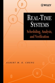 Real-Time Systems : Scheduling, Analysis, and Verification, Hardback Book