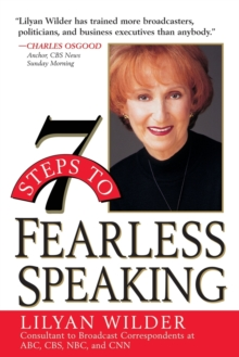 7 Steps to Fearless Speaking, Paperback Book