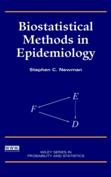 Biostatistical Methods in Epidemiology, Hardback Book