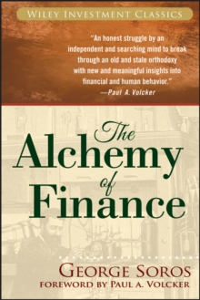 The Alchemy of Finance, Paperback Book