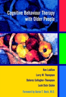 Cognitive Behaviour Therapy with Older People, Paperback Book
