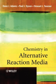 Chemistry In Alternative Reaction Media, Paperback / softback Book