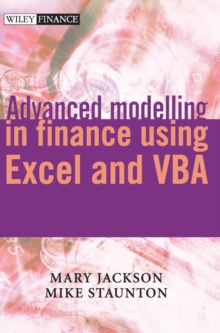 Advanced Modelling in Finance Using Excel and VBA, Hardback Book
