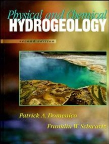 Physical and Chemical Hydrogeology 2E, Paperback Book