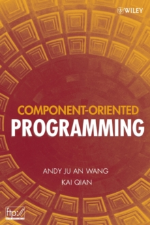 Component-Oriented Programming, Hardback Book