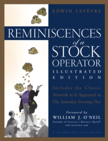 Reminiscences of a Stock Operator, Hardback Book