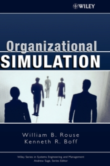 Organizational Simulation, Hardback Book