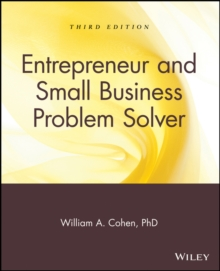 Entrepreneur and Small Business Problem Solver, Paperback / softback Book