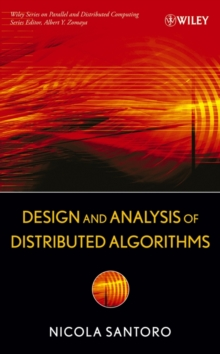 Design and Analysis of Distributed Algorithms, Hardback Book
