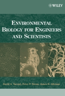 Environmental Biology for Engineers and Scientists, Hardback Book