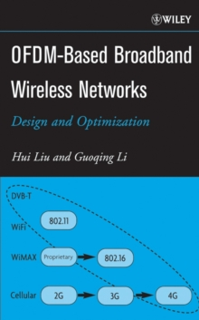 OFDM-Based Broadband Wireless Networks : Design and Optimization, Hardback Book