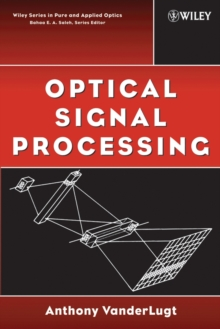 Optical Signal Processing, Paperback Book
