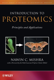 Introduction to Proteomics : Principles and Applications, Paperback / softback Book