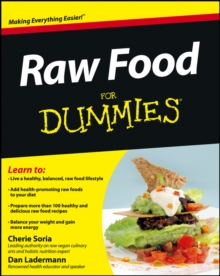 Raw Food For Dummies, Paperback / softback Book