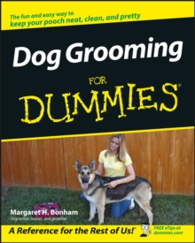 Dog Grooming for Dummies, Paperback Book