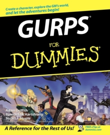 Gurps for Dummies, Paperback / softback Book