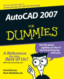 AutoCAD 2007 For Dummies, Paperback Book
