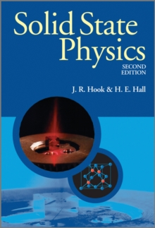 Solid State Physics, Paperback Book