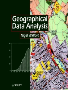 Geographical Data Analysis, Paperback Book