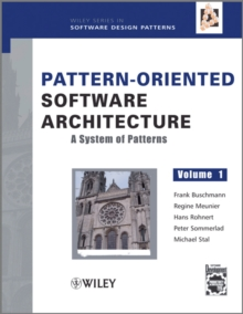 Pattern-oriented Software Architecture - a System of Patterns V 1, Hardback Book