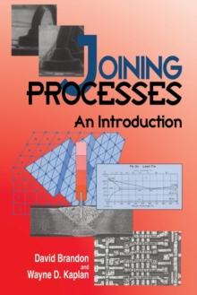 Joining Processes : An Introduction, Paperback / softback Book