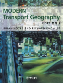 Modern Transport Geography, Paperback Book