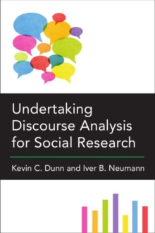 Undertaking Discourse Analysis for Social Research, Hardback Book