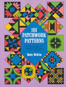 One Hundred and One Patchwork Patterns, Paperback / softback Book