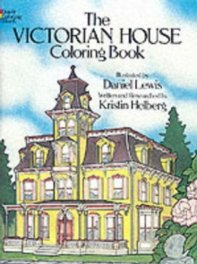 The Victorian House Colouring Book, Paperback / softback Book