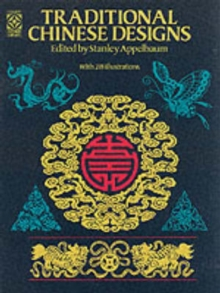 Traditional Chinese Designs, Paperback / softback Book