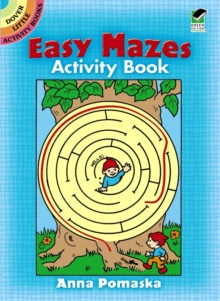 Easy Mazes Activity Book, Paperback / softback Book