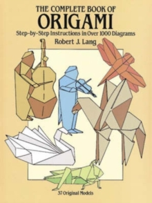 The Complete Book of Origami, Paperback Book