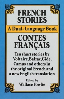 French Stories, Paperback Book