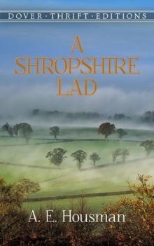 A Shropshire Lad, Paperback Book