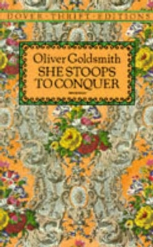 She Stoops to Conquer, Paperback / softback Book