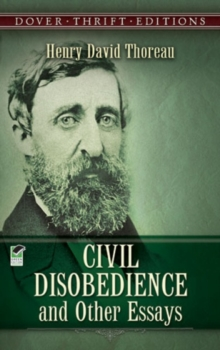 Civil Disobedience and Other Essays, Paperback Book