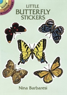 Little Butterfly Stickers, Paperback / softback Book